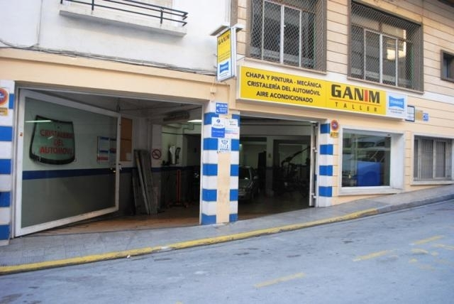 GANIM Car Garage - Bodywork, painting and mechanics