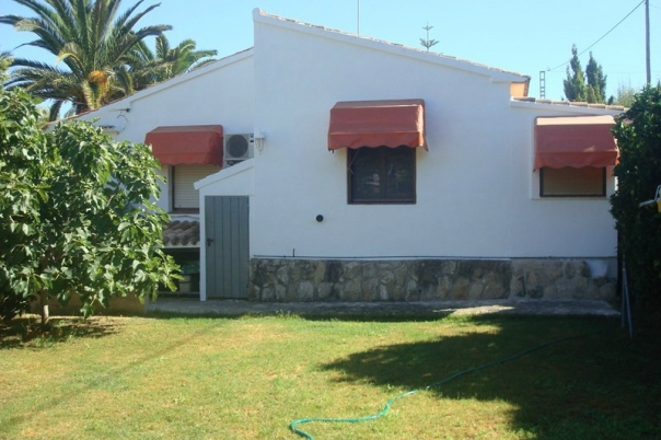2 bed villa in Benissa Costa