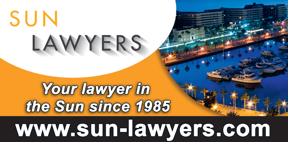 Sun Lawyers - English speaking Lawyers Costa Blanca