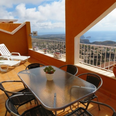 3 bed  apartment in Cumbre Del Sol