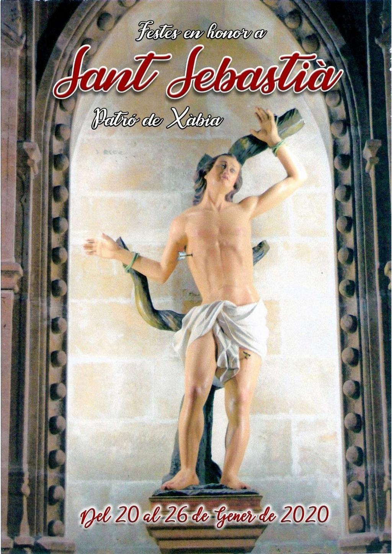 """Fiestas in Javea: """"San Sebastián"""" (January 2020)"""