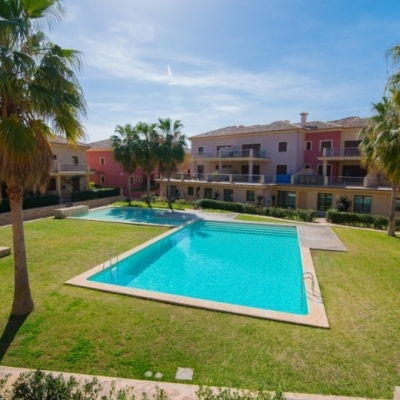 3 bed penthouse in Benissa Costa