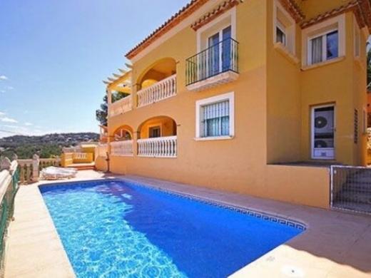 26 bed villa in Javea
