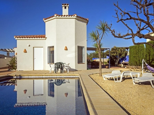 3 bed villa in Jalon