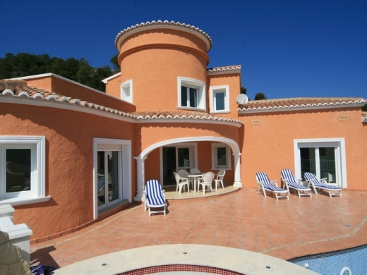 3 bed villa in Javea-Xabia