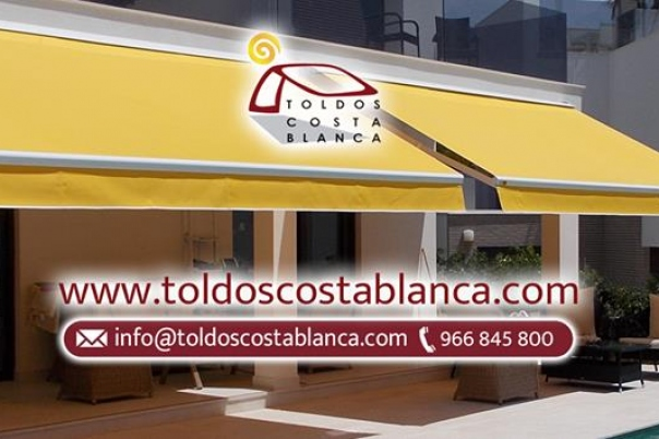 Toldos Costa Blanca - Awnings & Blinds, Sail Shades & Pergolas