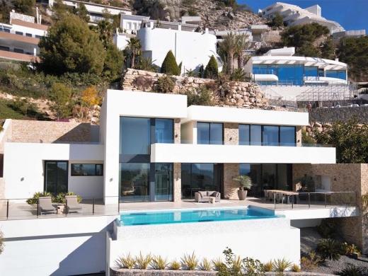 4 bed villa in Altea Hills