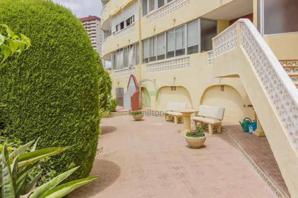 1 bed apartment in Calpe