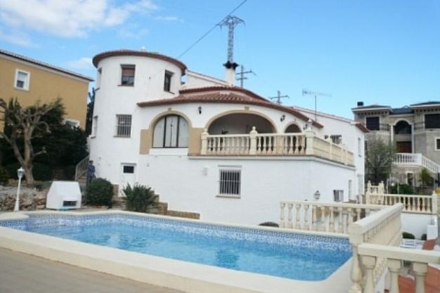 10 bed villa in Denia