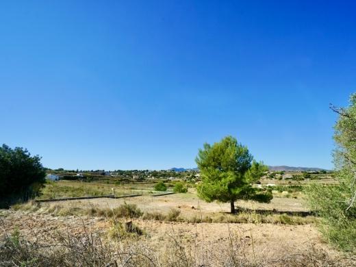 plots of land in Teulada