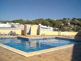 1 bed flat in Moraira