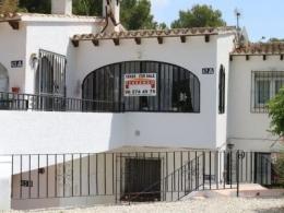 1 bed apartment in Moraira