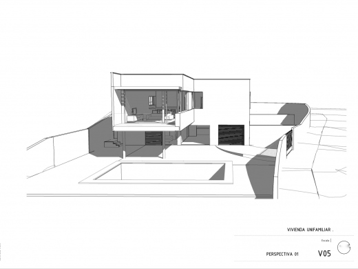 5 bed villa in Benissa Coast