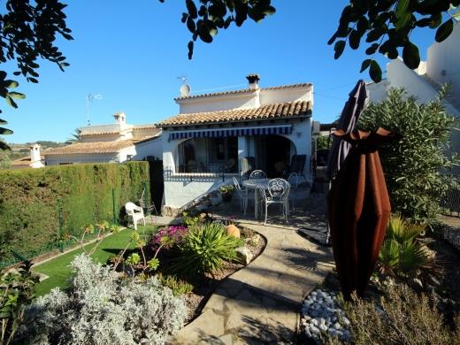1 bed villa in Moraira