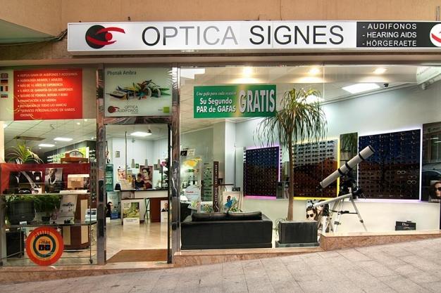 Óptica Audífonos Signes - Opticians