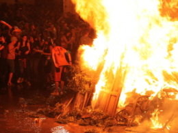 "Fiestas in Javea: ""Fogueres de Sant Joan"" (June 2020)"