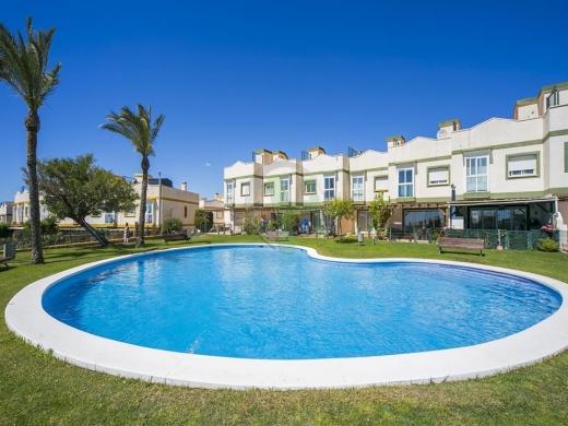 3 bed villa in Benidorm