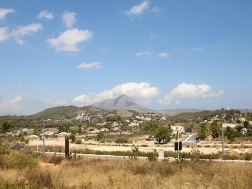 plot in Javea