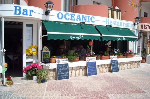 New Lunchtime Menu at Oceanic Restaurant Calpe