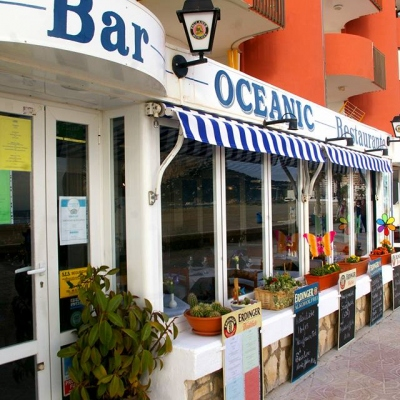 New Spring Menu at Oceanic Restaurant Calpe