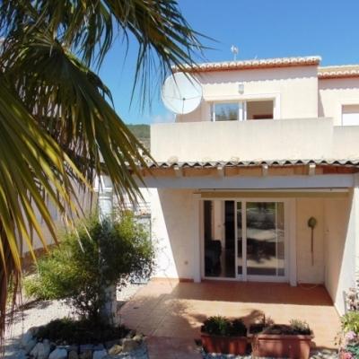 2 bed villas & fincas in Calpe