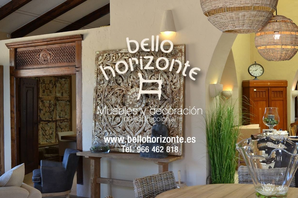 Bello horizonte javea furniture interior design