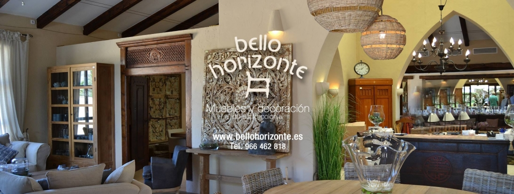 Bello Horizonte Javea - Furniture & Interior Design
