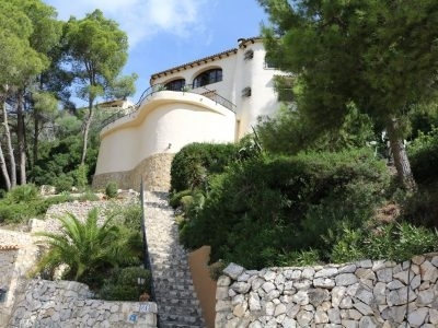 3 bed villa in Benissa