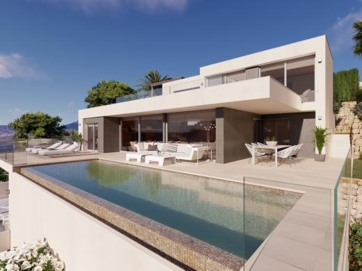 3 bed villas in Cumbre Del Sol