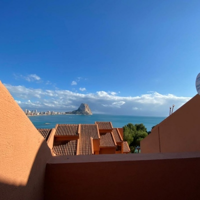 1 bed townhouse in Calpe