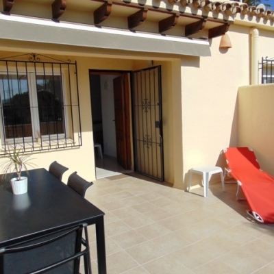 2 bed villas & fincas in Teulada