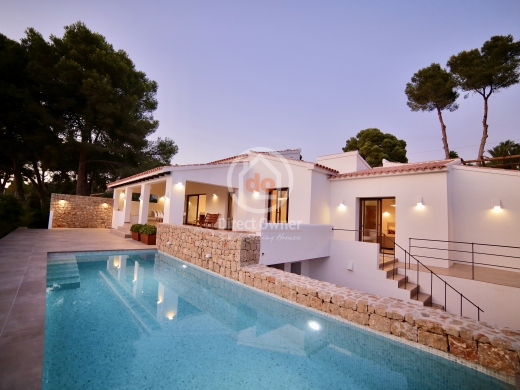 4 bed property in Moraira