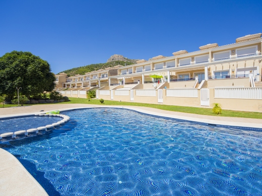 5 bed bungalow in Calpe