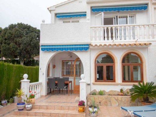 3 bed villas in Calpe