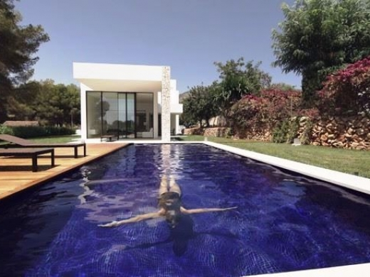 5 bed new build villas in Moraira