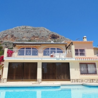 3 bed villas & fincas in Javea