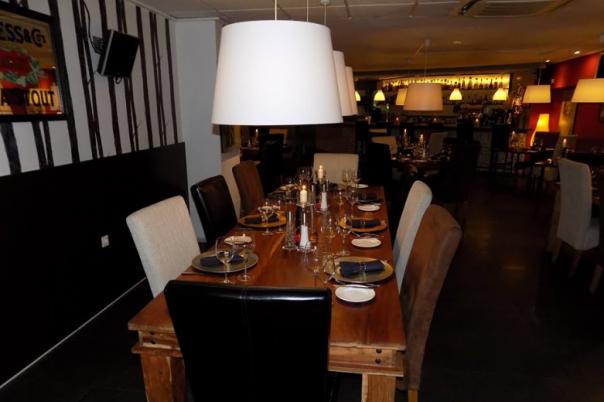 Restaurante Siete Lunas Calpe
