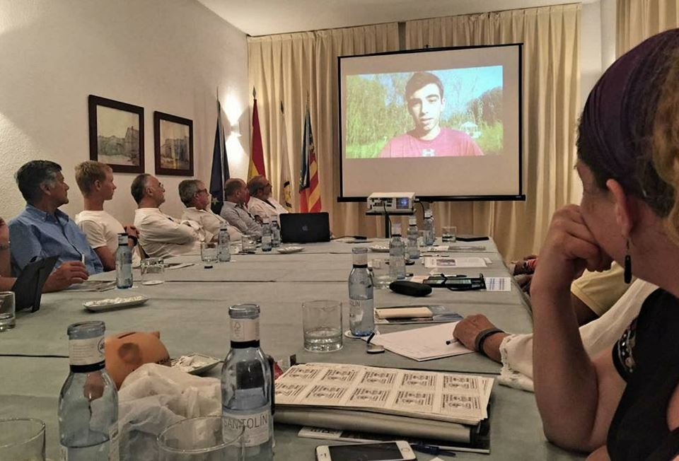 The Rotary Fellowship Club of Javea