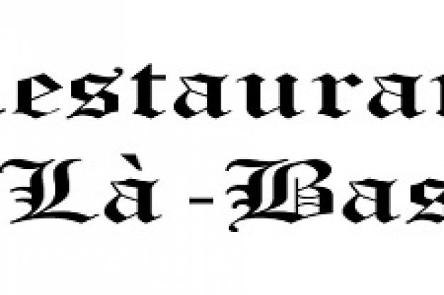 restaurant la bas