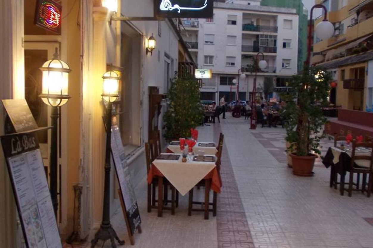 Restaurant La Bas French Restaurant French Belgian