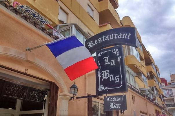 Restaurant La Bas - French Restaurant