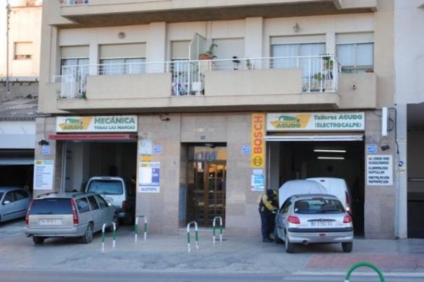 Talleres Agudo - Car Repairs