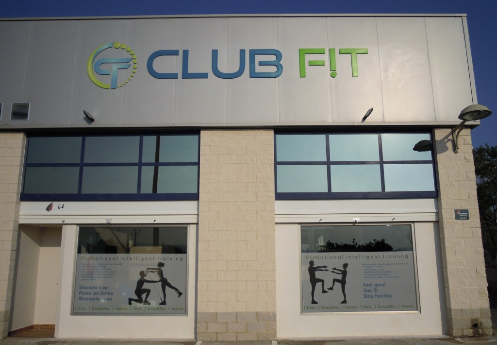 Special membership offer from club fit gym business for Gimnasio javea