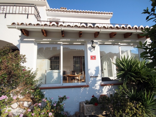 2 bed linked villa in Benitachell