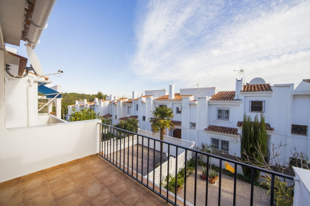 2 bed bungalow / townhouse / adosados in Calpe
