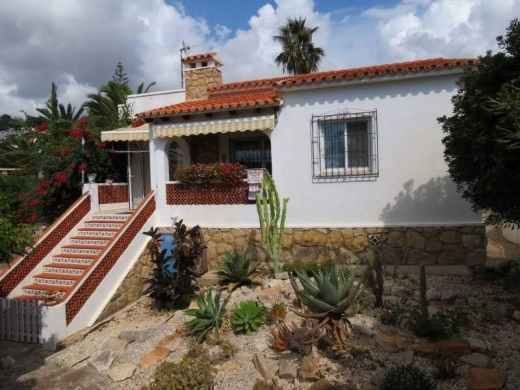 2 bed casa / chalet in Moraira