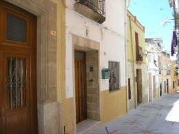 5 bed town house in Teulada