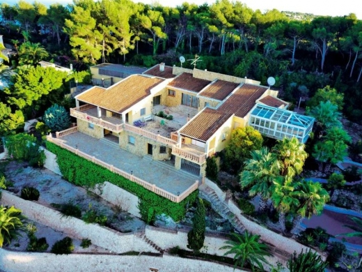 9 bed villa in Javea