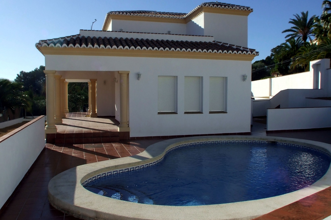 3 bed villa in benissa property for sale in calpe spain - Church kitchens benissa ...