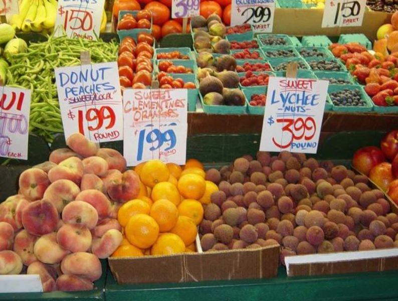 Markets in Moraira: Weekly Markets (Fridays & Wednesdays)
